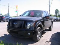 2011 Ford F-150 FX4 SuperCab 4x4 Eco Boost