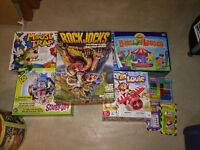 KIDS BOARD GAMES - GREAT CONDITION