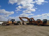 Excavation, Concrete Breaking, Excavator