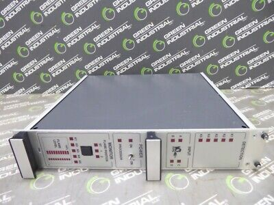 Used Fossil Power Systems 9160-2015 Flame Monitor Module Rev.1f2c