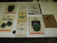 Lister Manuals
