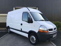 (06) 2006 Renault Master 2.5TD 100 PTO MWB MM35dCi Refrigerated Goods Van
