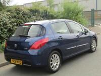 2008 Peugeot 308 2.0 HDi FAP SE 5dr
