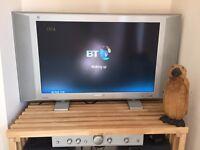 Philips 30inch flat screen TV