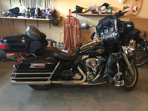 2010 Ultra classic for sale