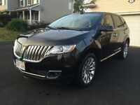 2015 Lincoln MKX AWD Low Kms