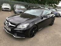 2014 Mercedes-Benz E Class 2.1 E250 CDI AMG Sport 7G-Tronic Plus 2dr Coupe Diese