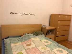 Big & Bright Furnished room for rent