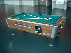COIN OPERATED POOL TABLES Kingston Kingston Area image 3