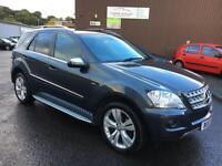 1010 Mercedes-Benz ML 300 Sport CDTI BlueEEFFICIENCY Grey