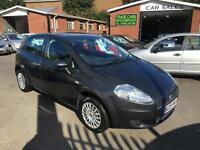 Fiat Grande Punto 1.4 8v Active 2009 ONLY 45K + 12 MONTHS MOT