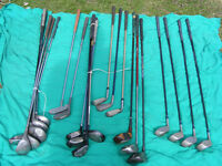 USED MISCELLANEOUS GOLF CLUBS