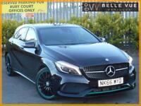 2016 (66) Mercedes-Benz A220d 7G-DCT Motorsport Edition