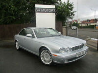 2006 Jaguar XJ Series 2.7TDVi auto XJ Sovereign(JAGUAR HISTORY,WARRANTY)