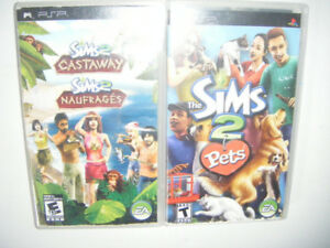 2 PSP Games for sale Truro Area