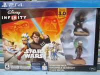 Walt Disney Infinity star wars starter kit