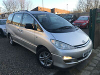 ✿05-Reg Toyota Previa 2.0 D-4D T3 5dr (7 Seat) ✿DIESEL ✿TWO OWNERS✿