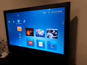 Flatscreen TV 42 inches