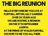 reunion Flinthill, Consett