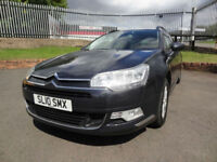 2010 Citroen C5 1.6HDi VTR+ NAV Estate - KMT Cars