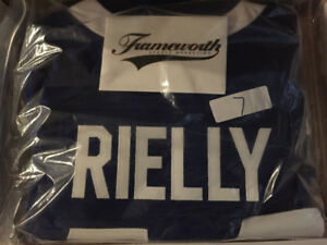 Toronto maple leaf Morgan Rielly signed jersey