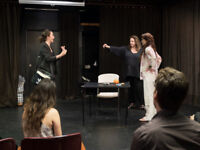 ACTING CLASSES IN COLLABORATION WITH TOP COACH OF THE INDUSTRY