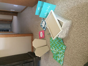 Stella and Dot kit and trays