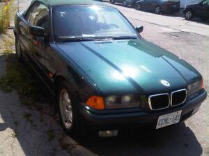 1999 BMW 3-Series 323i Convertible