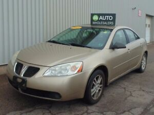 2005 Pontiac G6 GT THIS WHOLESALE CAR WILL BE SOLD AS TRADED...