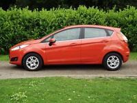 Ford Fiesta 1.6 Zetec Eco Tdci 5dr DIESEL MANUAL 2014/14