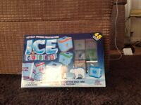 Ice cubed challenge game