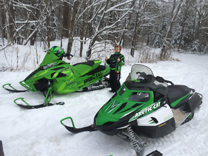 TRADE THIS SLED FOR SEADOO SPARK!