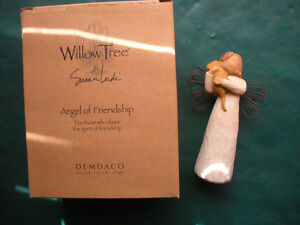 Willow Tree, Angel of Friendship, Brand new in original box