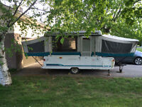 Last chance to get a deal on this pop up trailer