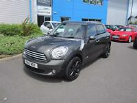 Mini Mini Countryman 1.6TD ( 112bhp ) D 2014MY Cooper ALL4 Grey Metallic 4x4