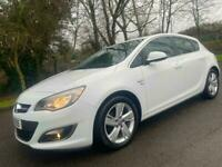 2015 VAUXHALL ASTRA 2.0 CDTI SRI FULL SERVICE HISTORY £30 TAX EXCELLENT CAR!