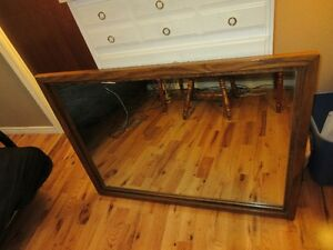 LARGE Mirror, still available if posted