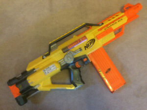 The Nerf Vulcan Great Deals On Toys Amp Games From