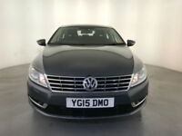 2015 VOLKSWAGEN CC BLUEMOTION TECHNOLOGY TDI DIESEL 1 OWNER VW SERVICE HISTORY