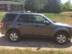 2011 Ford Escape XLT FWD. Certified and emissions tested  Cambridge Kitchener Area image 2