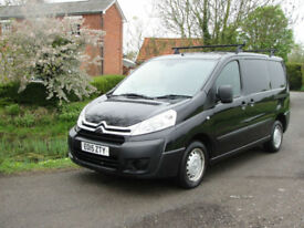 2015 CITROEN DISPATCH HDI L1 H1 ENTERPRISE - FINANCE ARRANGED - FULL HISTORY -