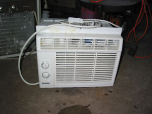 2 window air conditioners