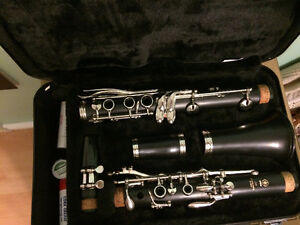 Yamaha B Flat Clarinet Excellent Condition
