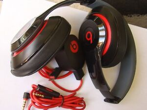 AUTHENTIC BEATS BY DRE AUDIO HEADPHONE WITH USB CHARGER Regina Regina Area image 9