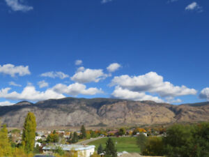 Stunning Views from this 5 Bedroom Home with a Suite in Osoyoos