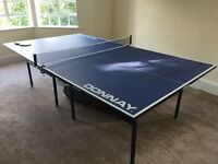 FULL SIZE PING PONG TABLE FOR SALE