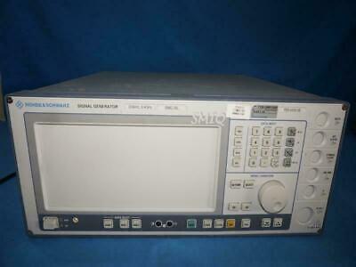 Rohde Schwarz Smiq 06l Smiq06l 300khz 6.4ghz Signal Generator