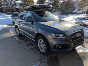2015 AUDI Q5 PRESTIGE - GREAT FOR WINTER