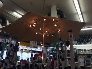Parasol pour Pontons