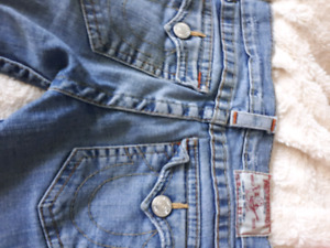 TRUE RELIGION JEANS KIDS SIZE 14